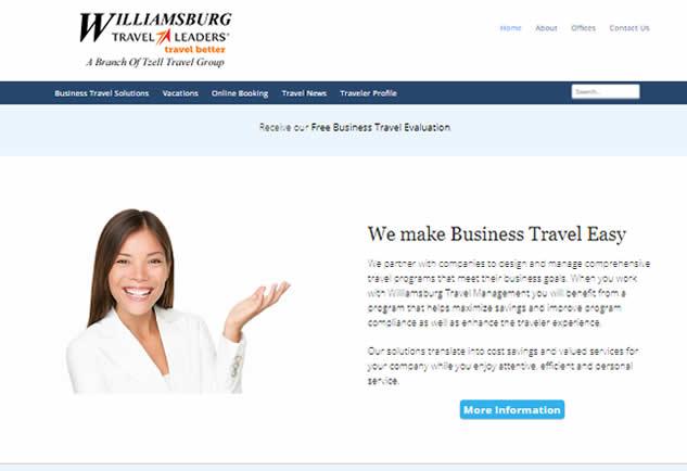 business travel website